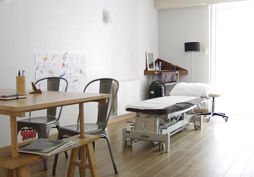 Cabinet d'ostéopathie Kevin Bellier et Jean Stiegler Vannes - version mobile